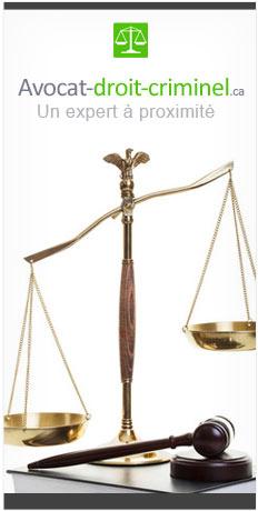 avocats en droit criminel